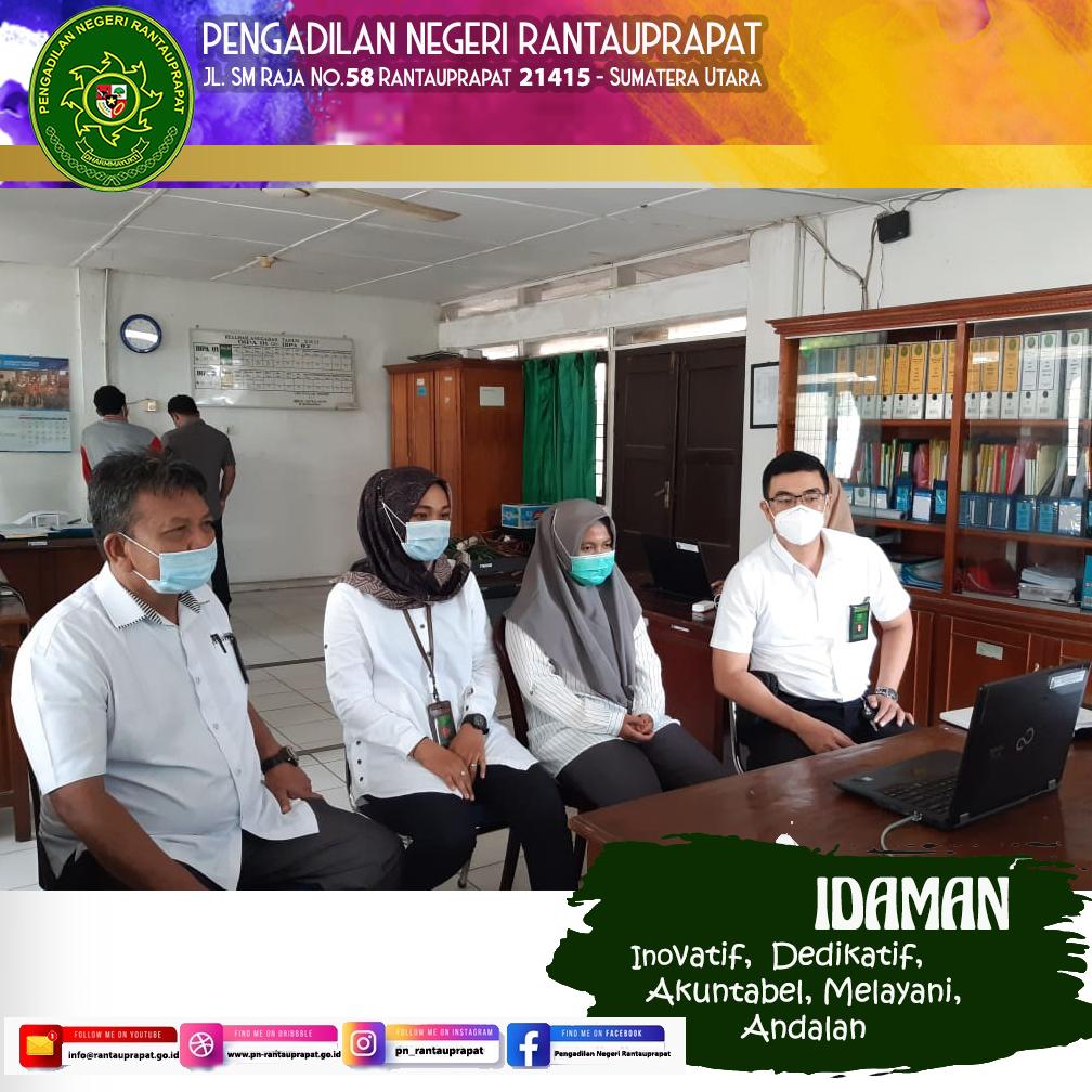 Bimtek Penalahaan RKA K/L Pagu Indikatif TA.2022